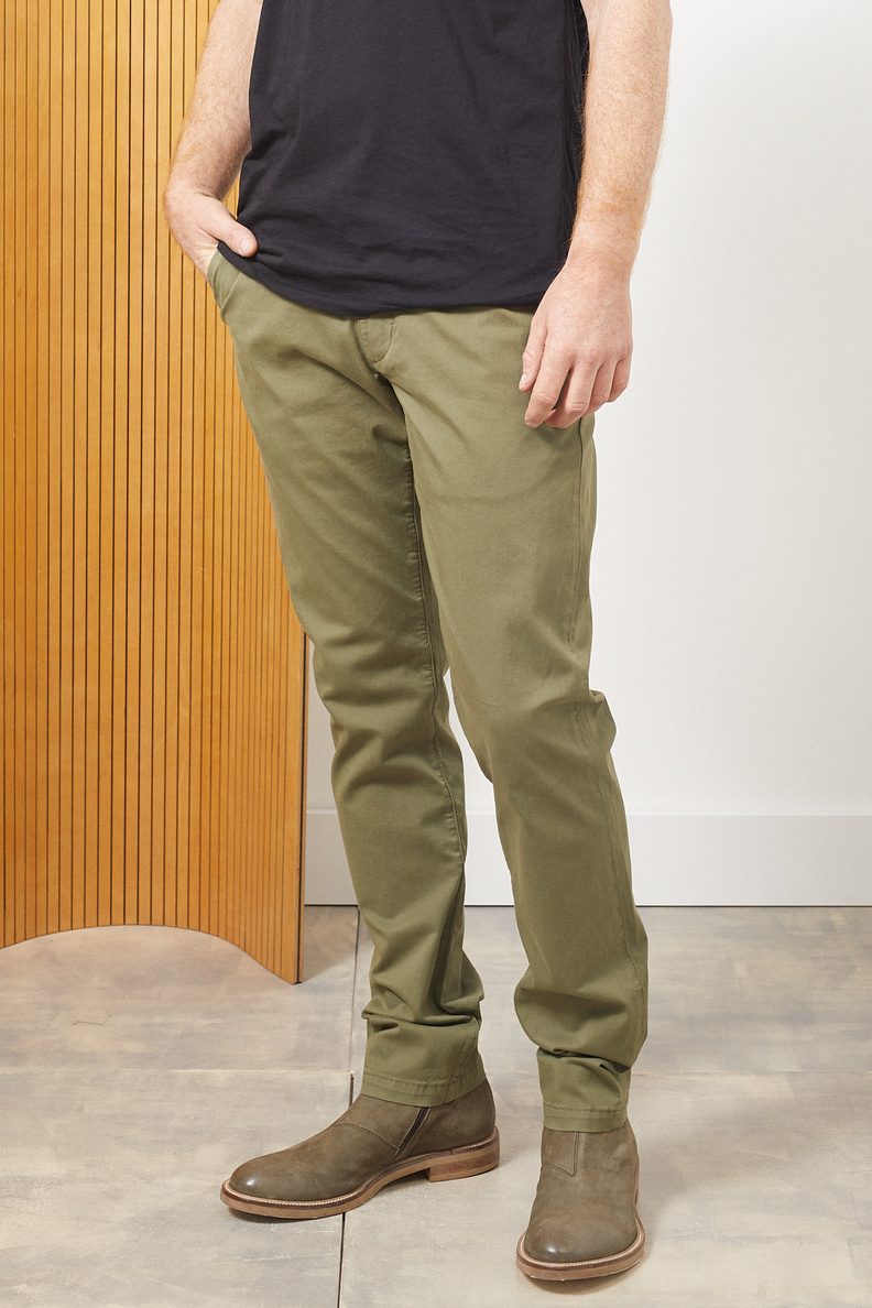 hope nash trousers khaki green